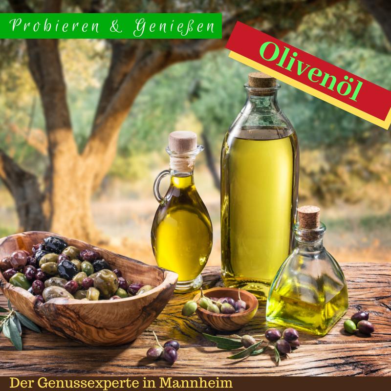 Gesundes Olivenöl Mannheim