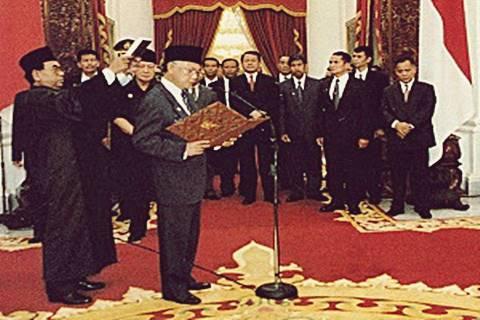 Sejarah Orde Baru