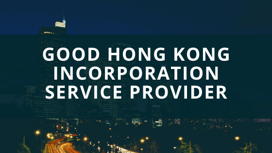 Hong Kong Incorporation Services