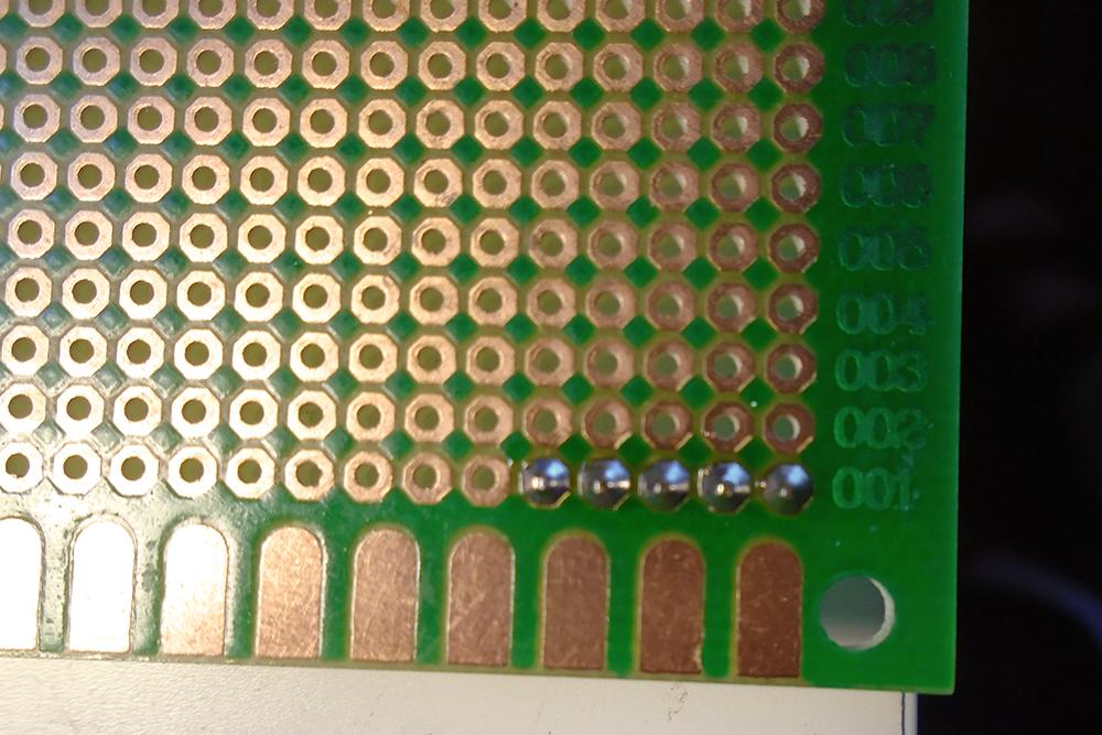 Parallel Charger - Balance-plug-solder-joint
