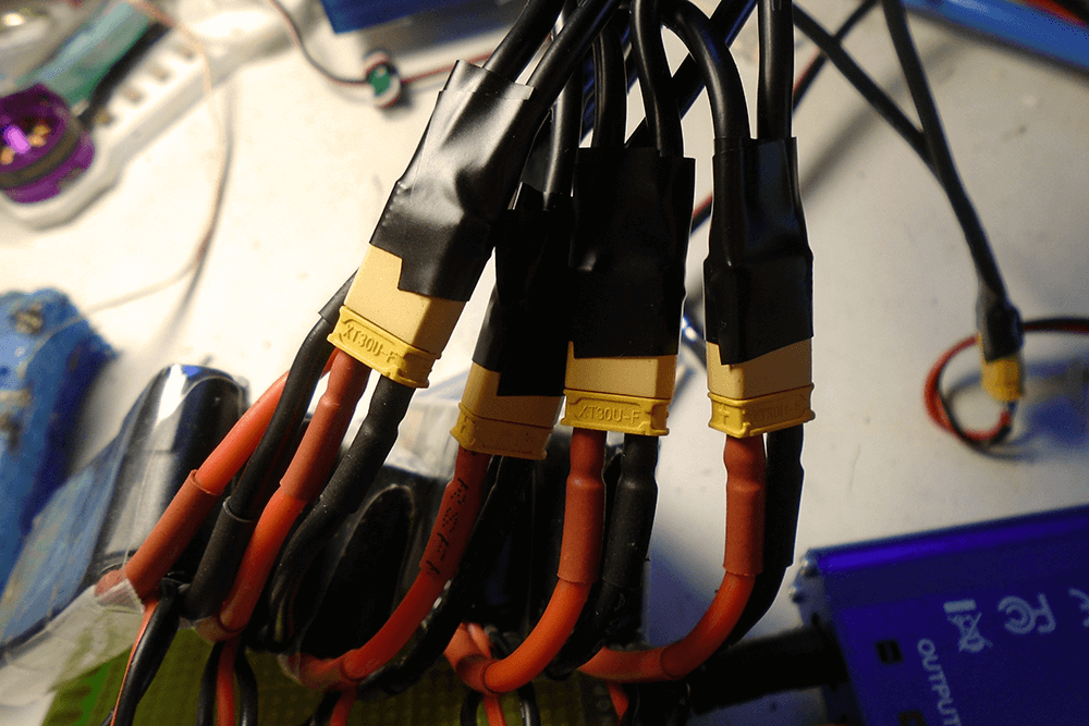 Parallel Charger - Plugged-in-lipos-main-harness