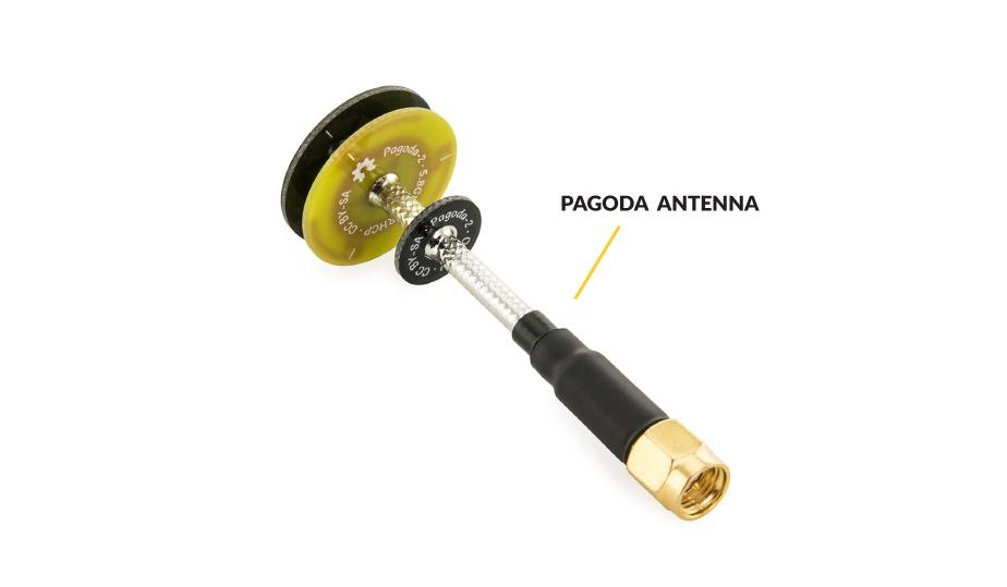 Pagoda FPV Antenna