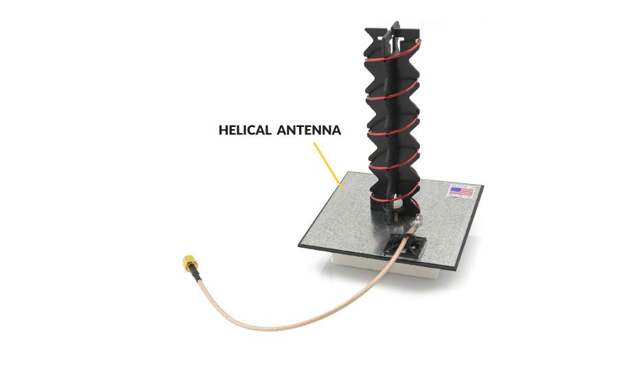 Helical FPV Antenna
