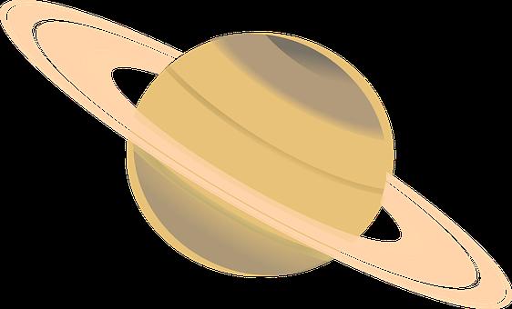 שבתאי, כוכב לכת, חלל, מדע