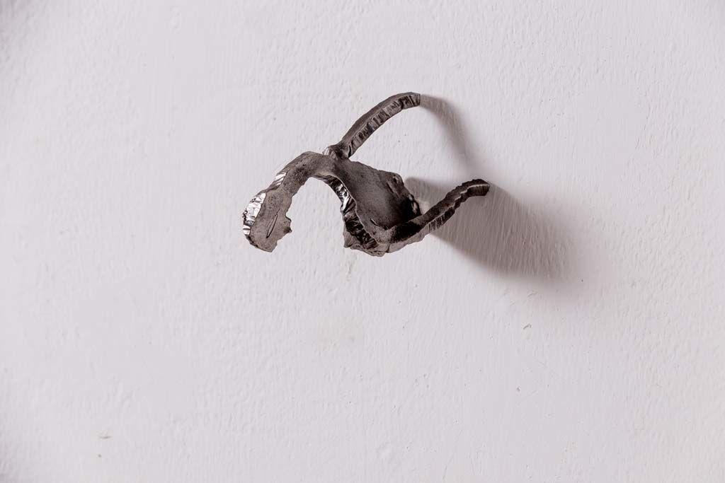 MASA [II] | 2019 |  Iron sculpture by Rami Ater