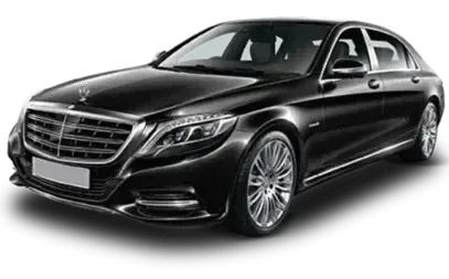 Mercedes S-500 Taxi and Transfers in St Petersburg Russia
