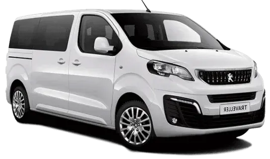Minibus Taxi and Transfers in St Petersburg Russia