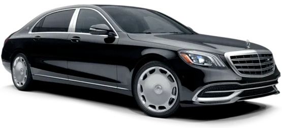 Mercedes Maybach Taxi and Transfer in St. Petersburg