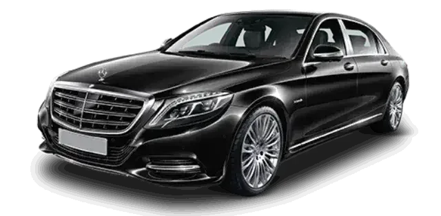 Airport Transfer in St. Petersburg with Mercedes S-class Taxi
