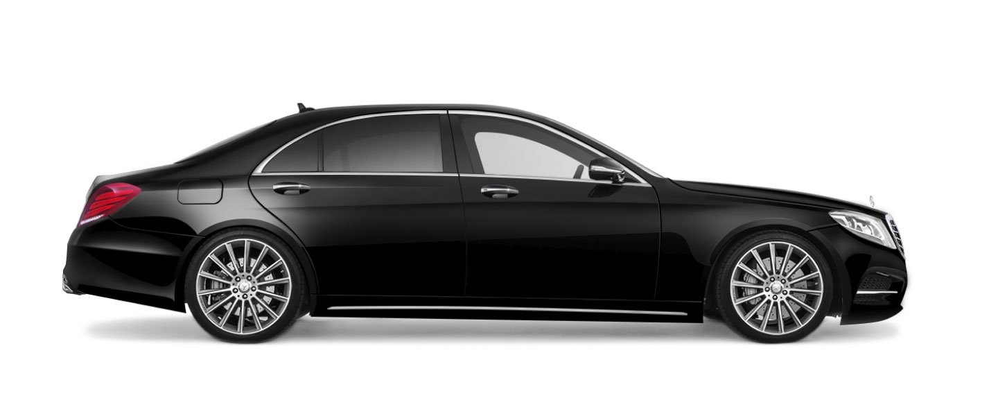 Mercedes Benz S Class Limo Service in St Petersburg Russia