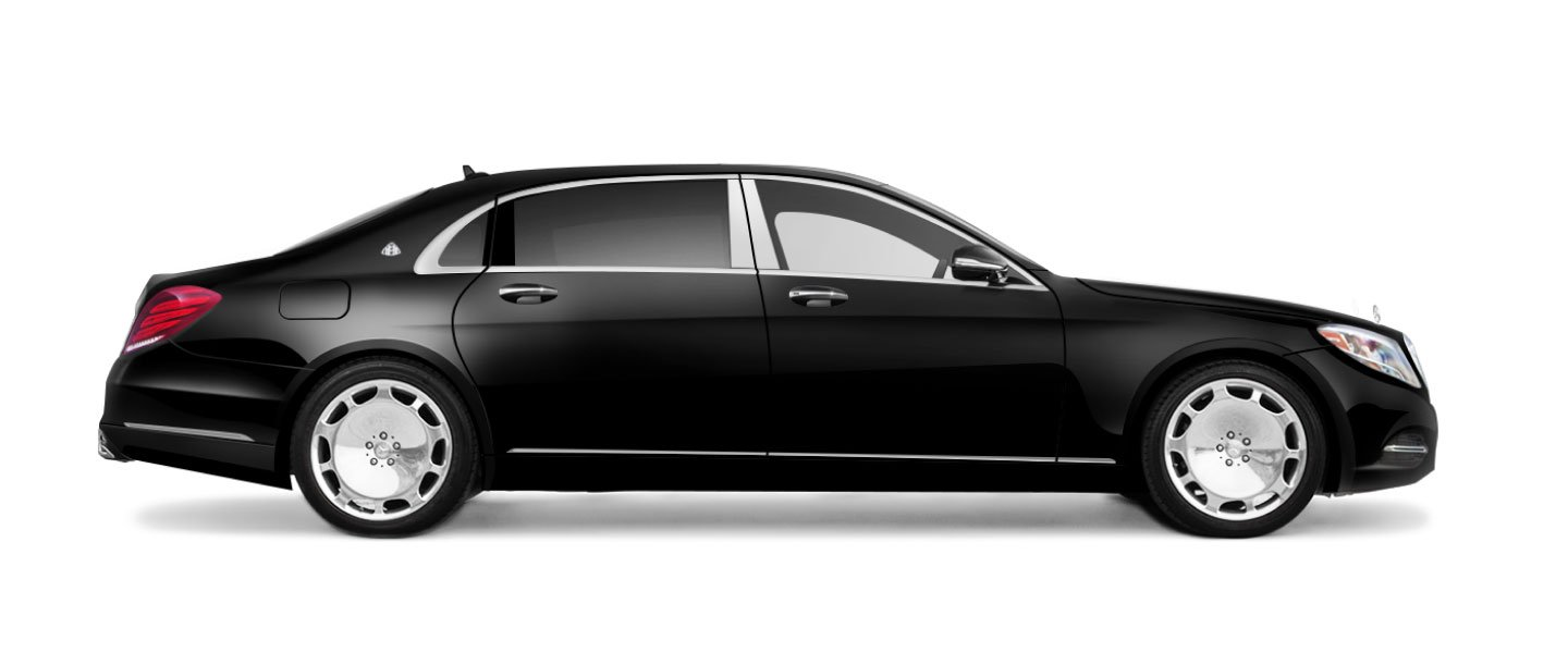 Mercedes Maybach Limo Service in St. Petersburg Russia
