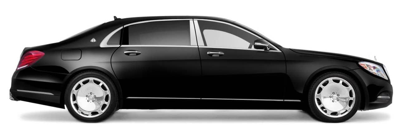 Аренда автомобиля Мерседес S класс с водителем на ПМЭФ 2022