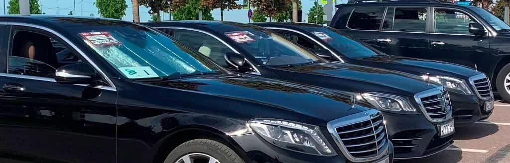 Автомобиль с водителем на ПМЭФ 2022 Санкт-Петербург