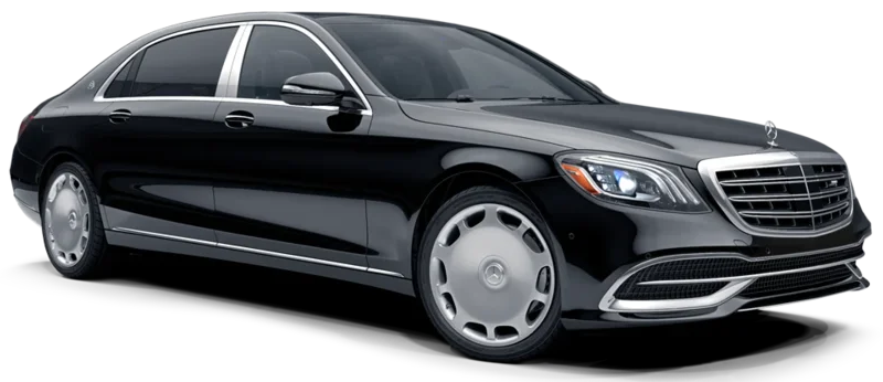 Cruise Port Transfer with Mercedes-Maybach in St. Petersburg Russia