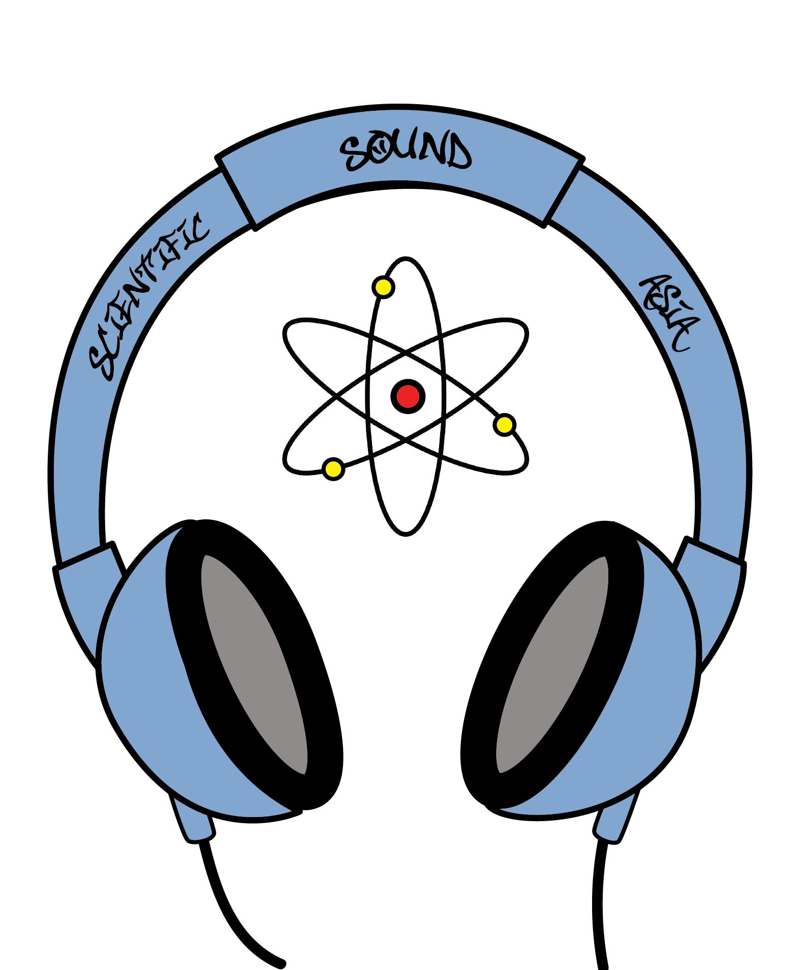 Scientific Sound Asia DJ Agency Logo
