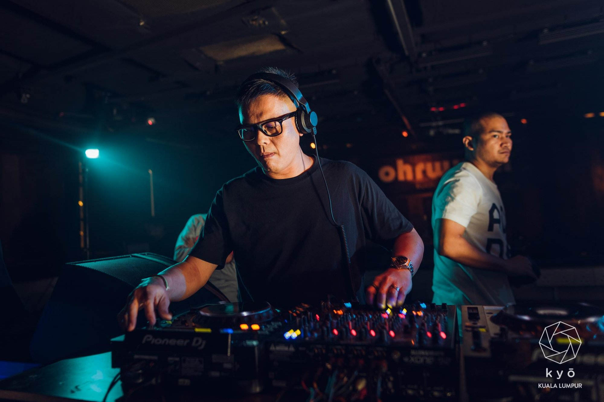 Terence C at Kyo KL - Scientific Sound Asia