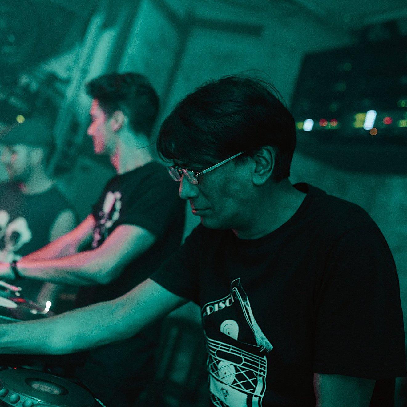Brendon P at Kilo - Scientific Sound Asia