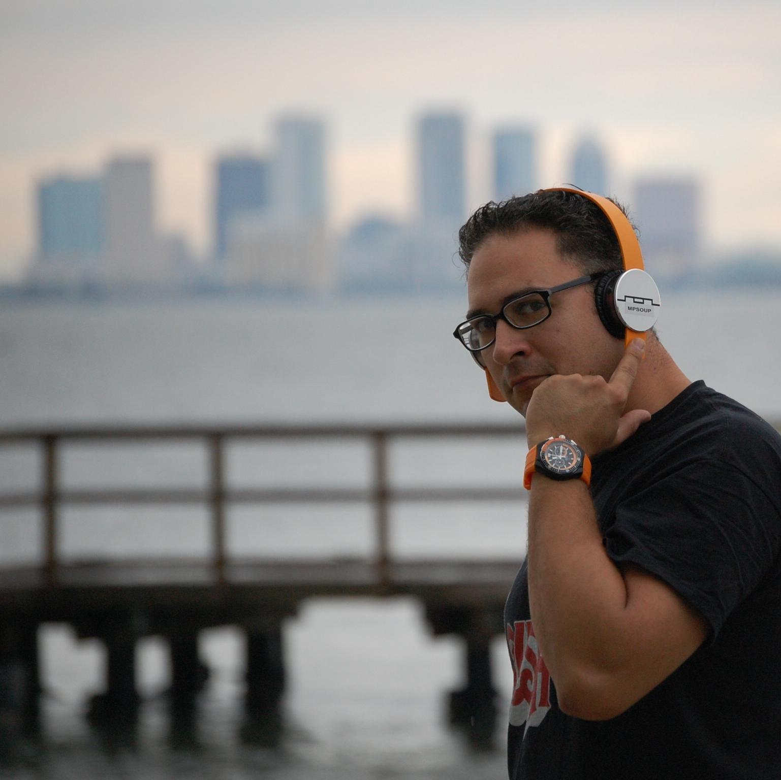 MP Soup Headphones - Scientific Sound Asia