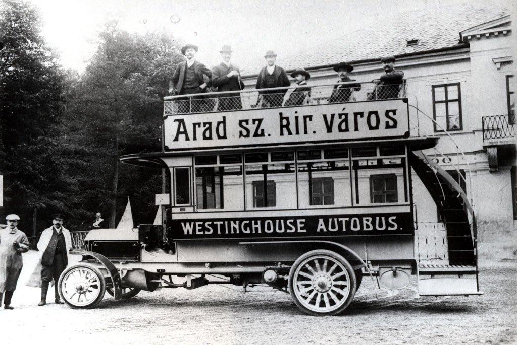 Marta autobusz Arad