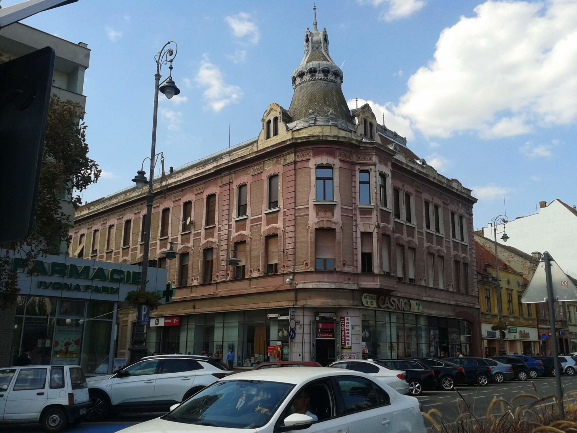 Palatul Nadasdy din Arad