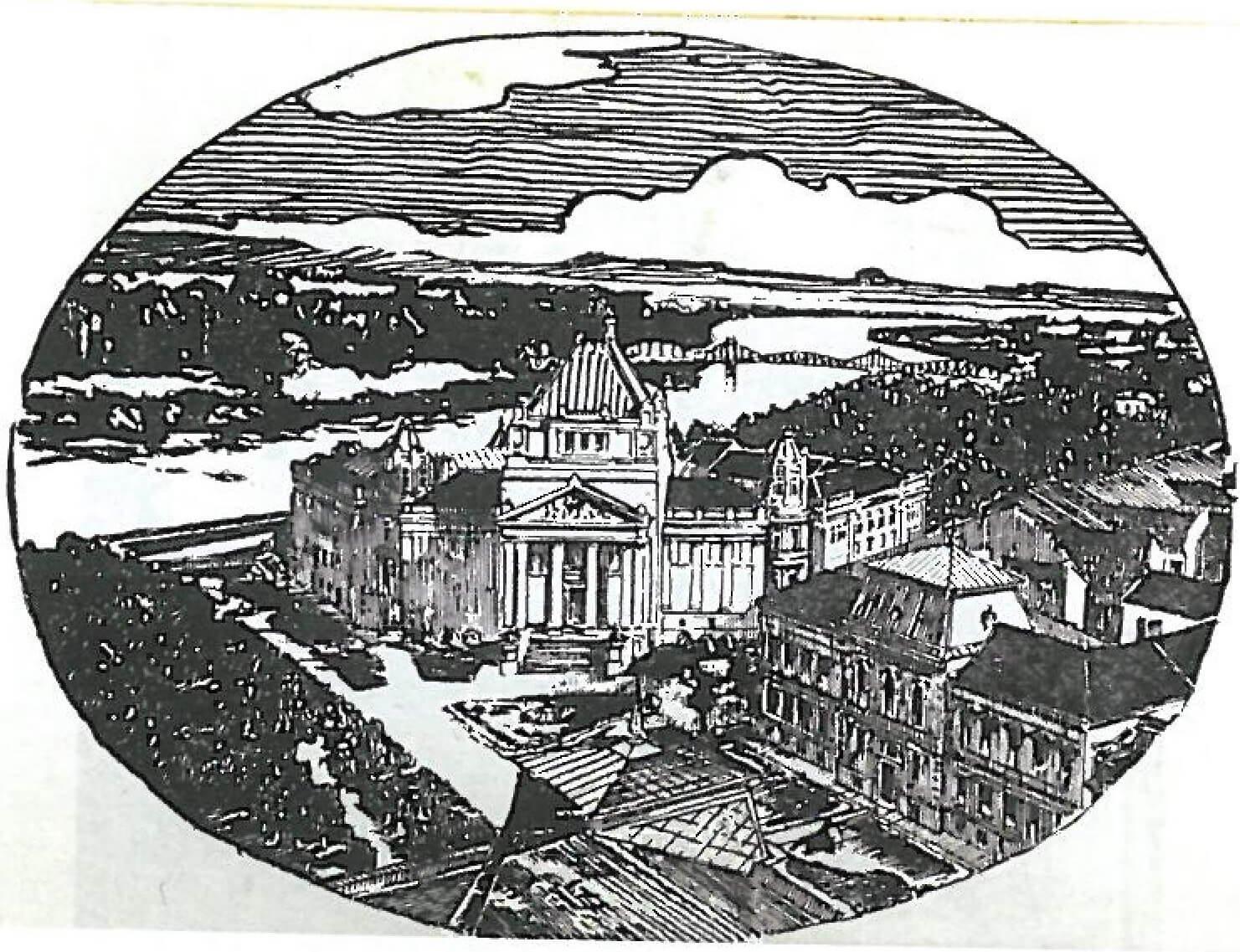 Palatul Cultural Arad 1924