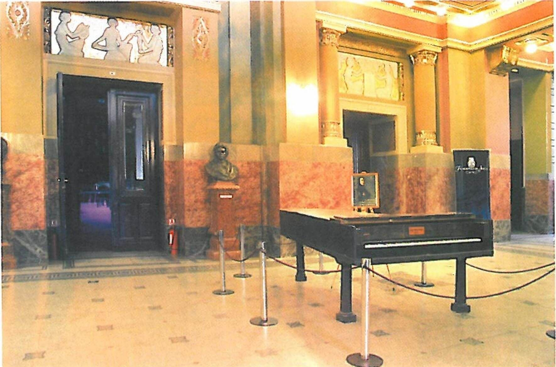 Hol Palat Cultural Arad