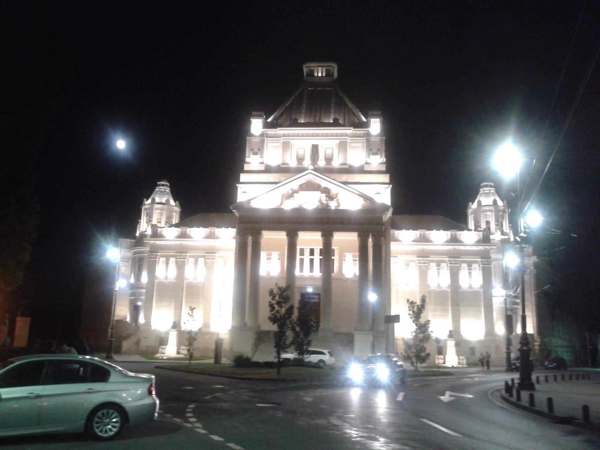 Palatul Cultural Arad 2018