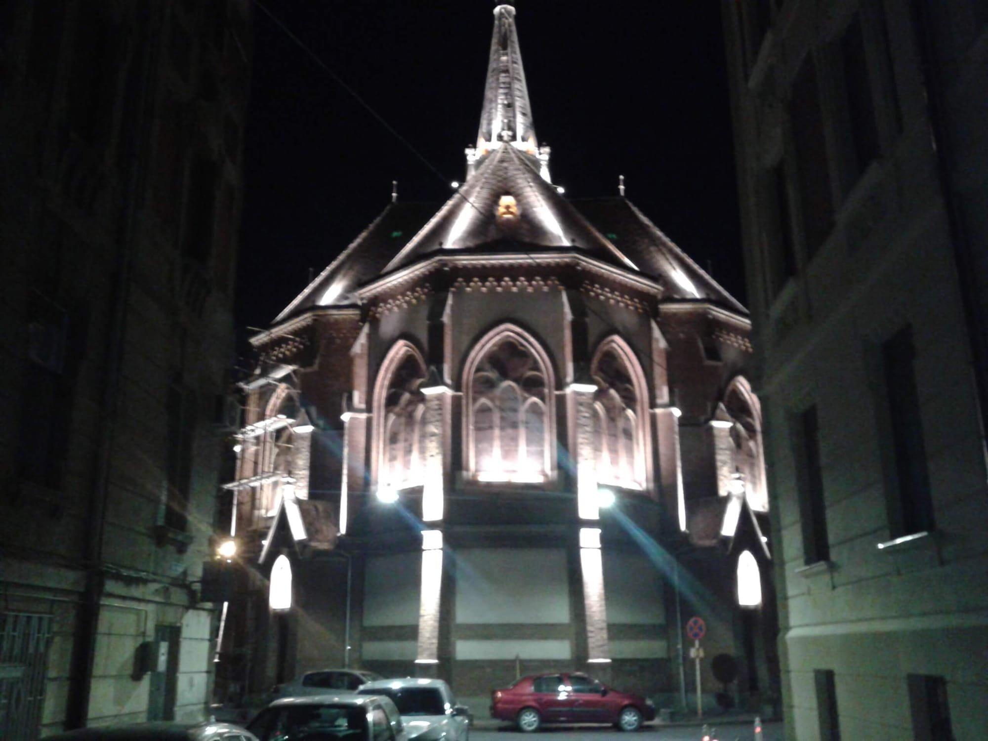 Aradi Vörös templom