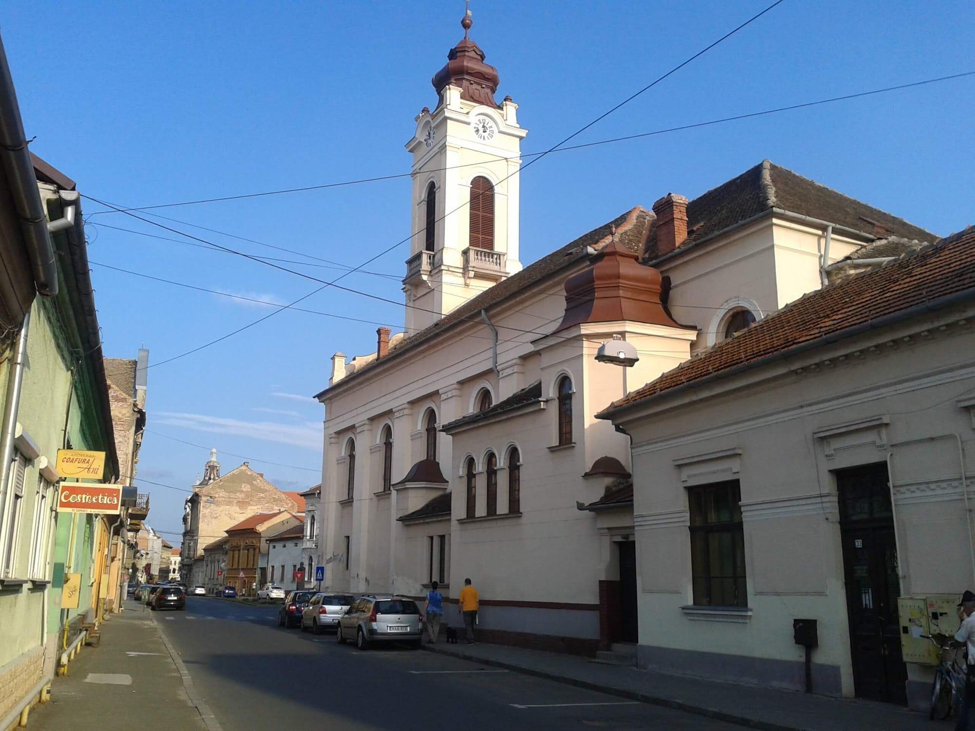 Aradi Református templom