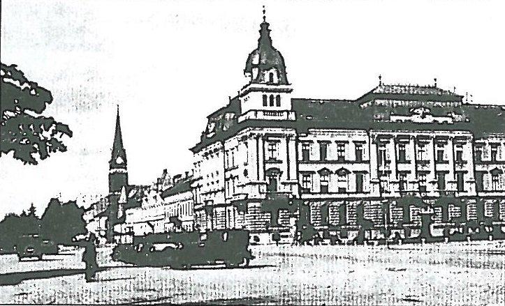 Palatul Cenad din Arad