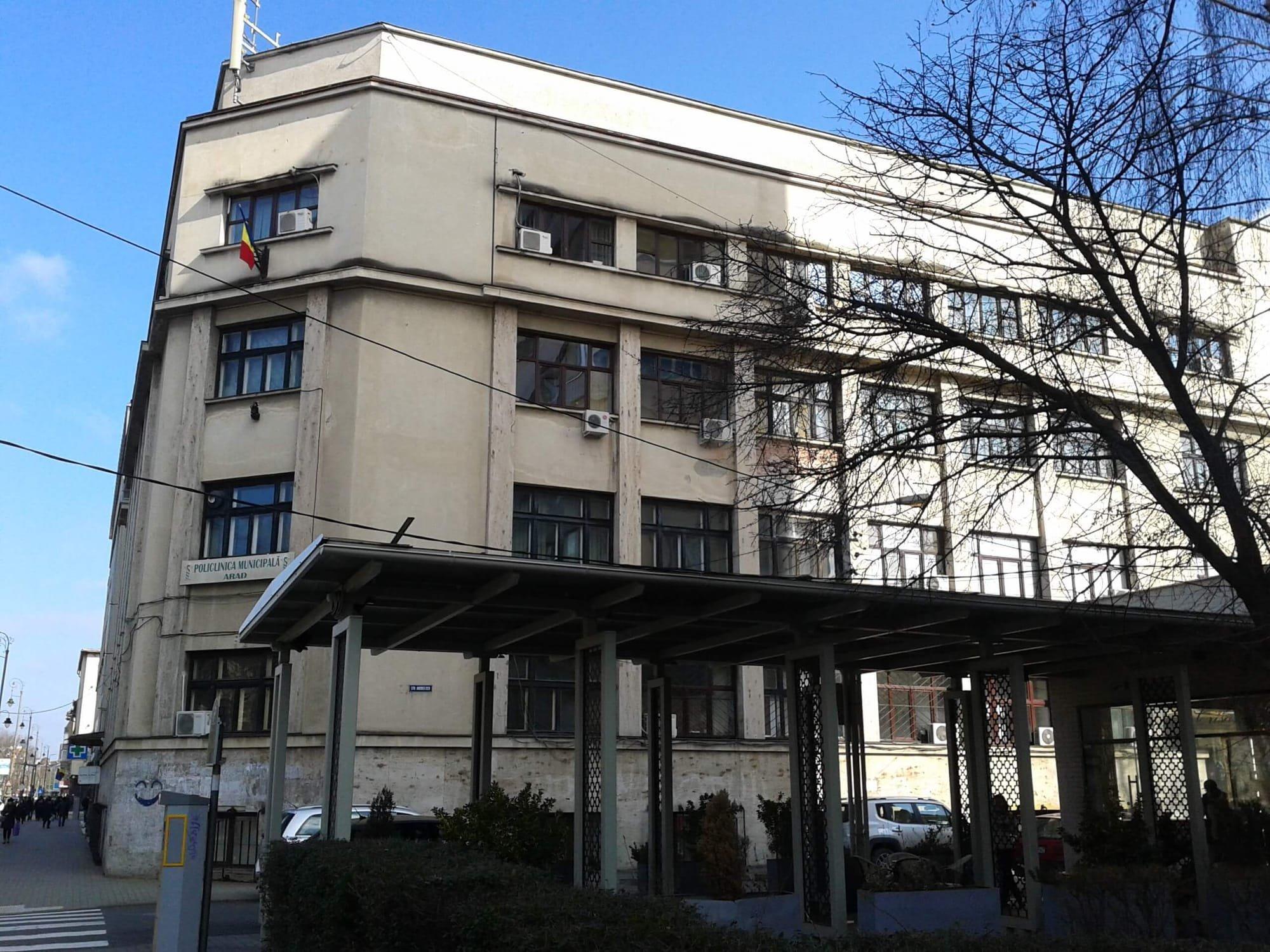 policlinica municipala arad