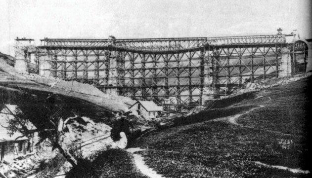 viaduct simeria-petrosani