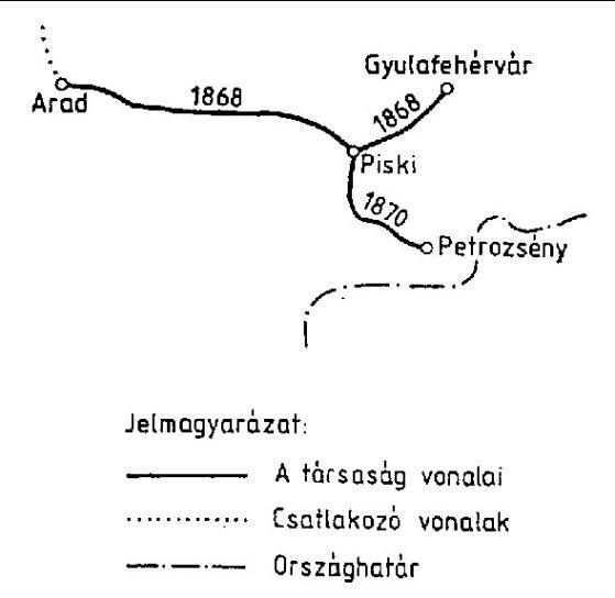 harta cailor ferate