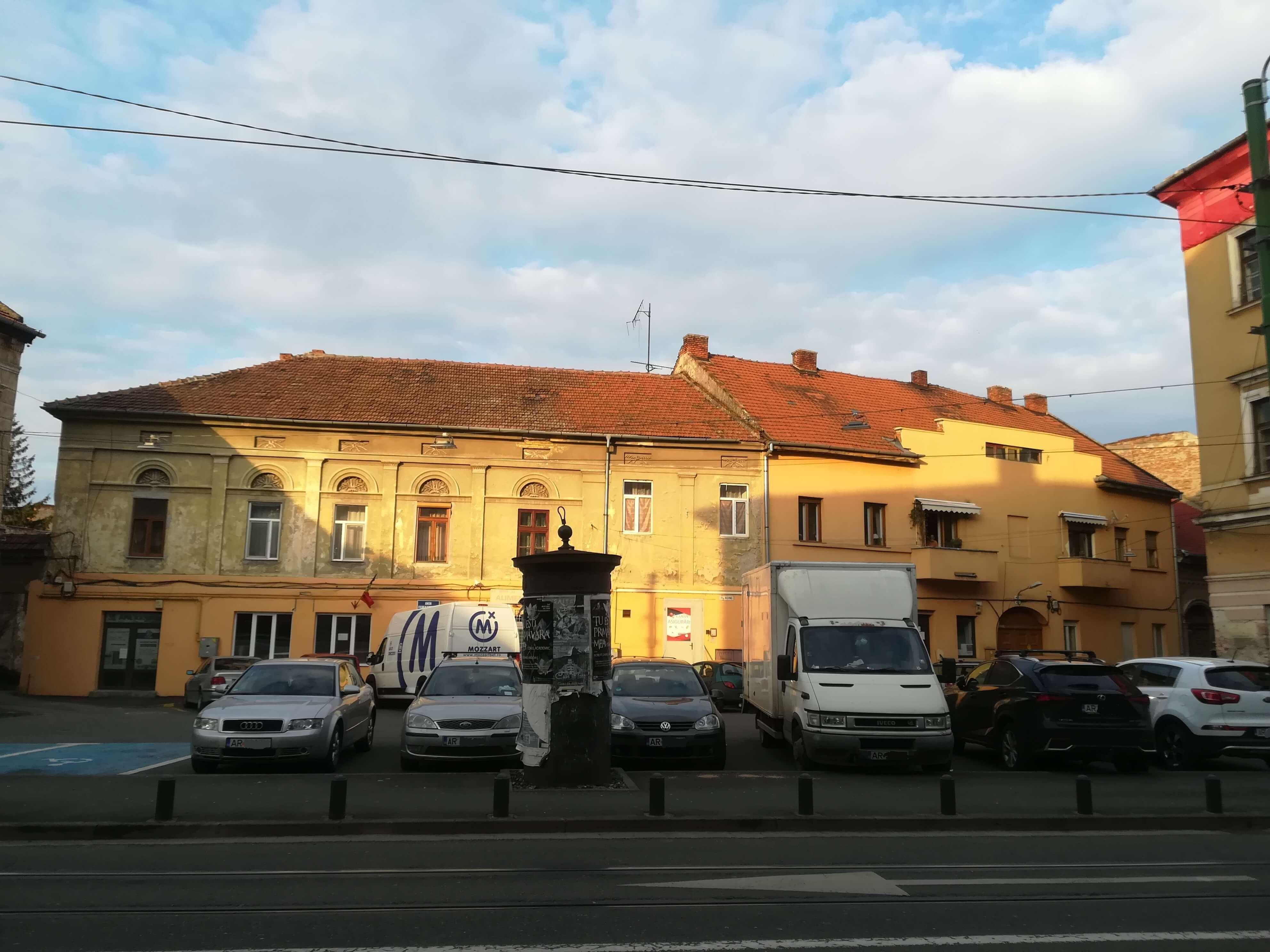 Piața veche Arad